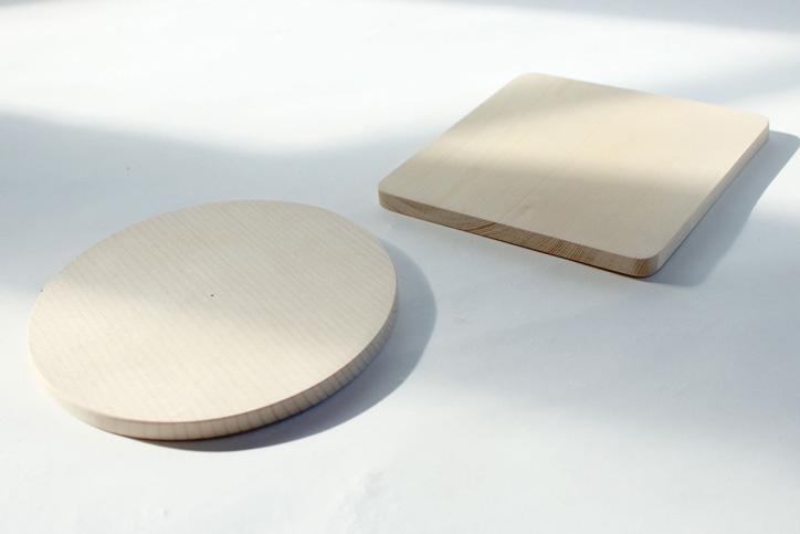 円・四角まな板2