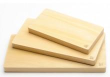 「わいどの木」のまな板!用途に合わせて各種ご用意。